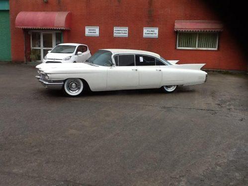 1960 Cadillac Fleetwood | American DreamsAmerican Dreams